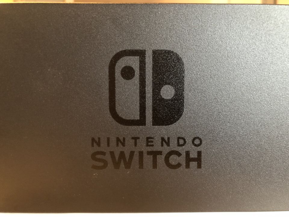 Nintendo Switchドック