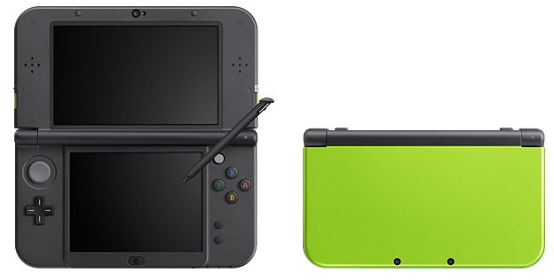 3DS、2DS