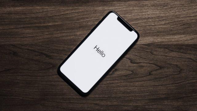 iPhoneのデータをiTunesから復元する