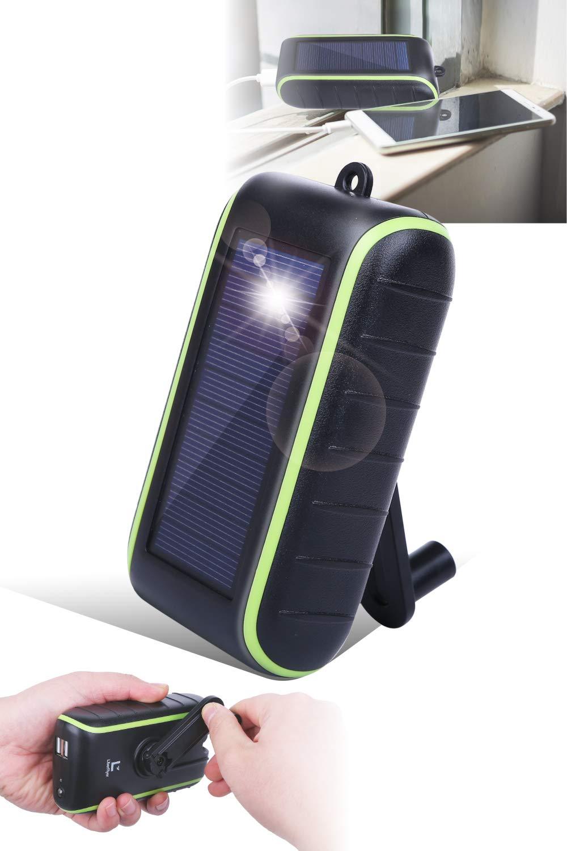 Chargi-Q mini(チャージックミニ)ソーラーチャージャー モバイルバッテリー