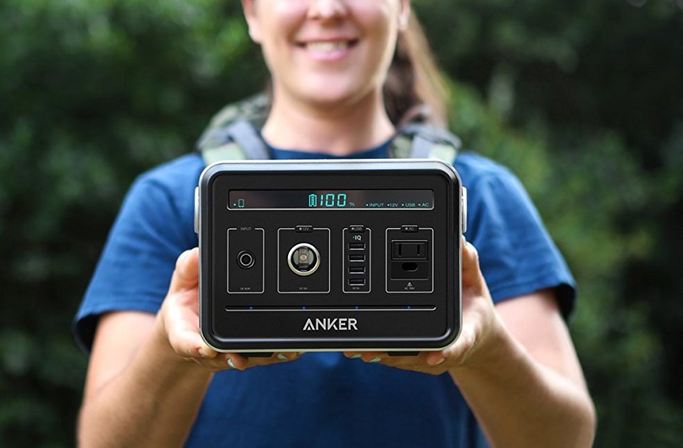 Anker PowerHouse (434Wh/120,600mAh ポータブル電源)
