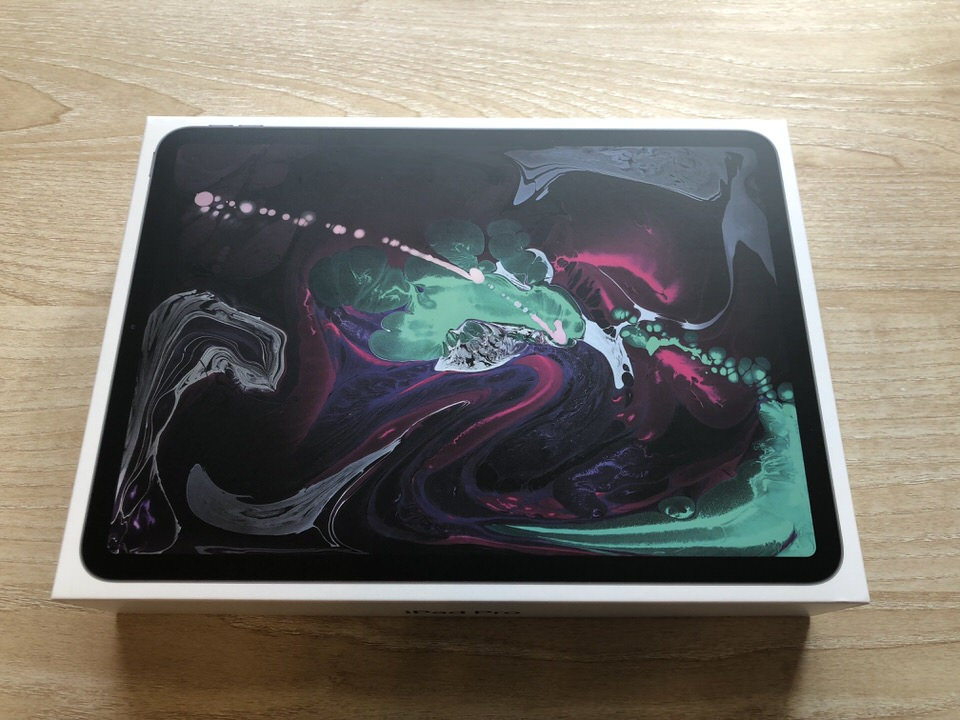 iPad Proの画面比較