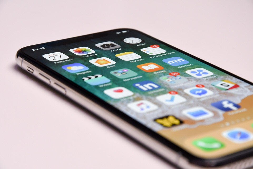 【知ると便利!】iPhoneのアプリを複数まとめて移動する方法