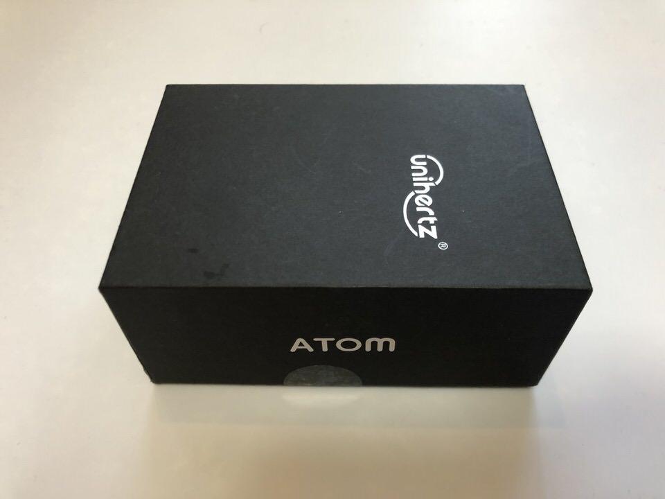 小さいスマホ「Unihertz Atom」の実機レビュー。