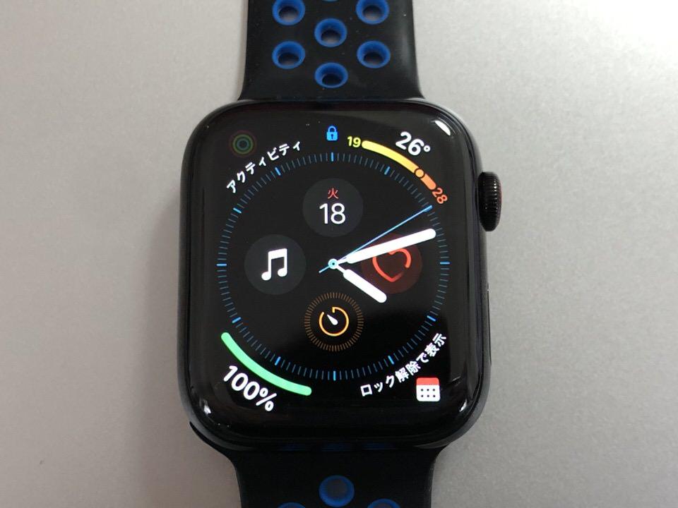 apple watch(アップルウォッチ)の操作方法