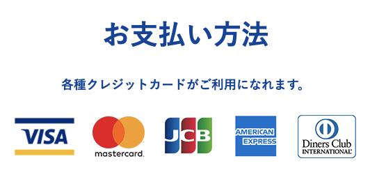 よくばりWiFiの支払い方法はクレジットカードのみ