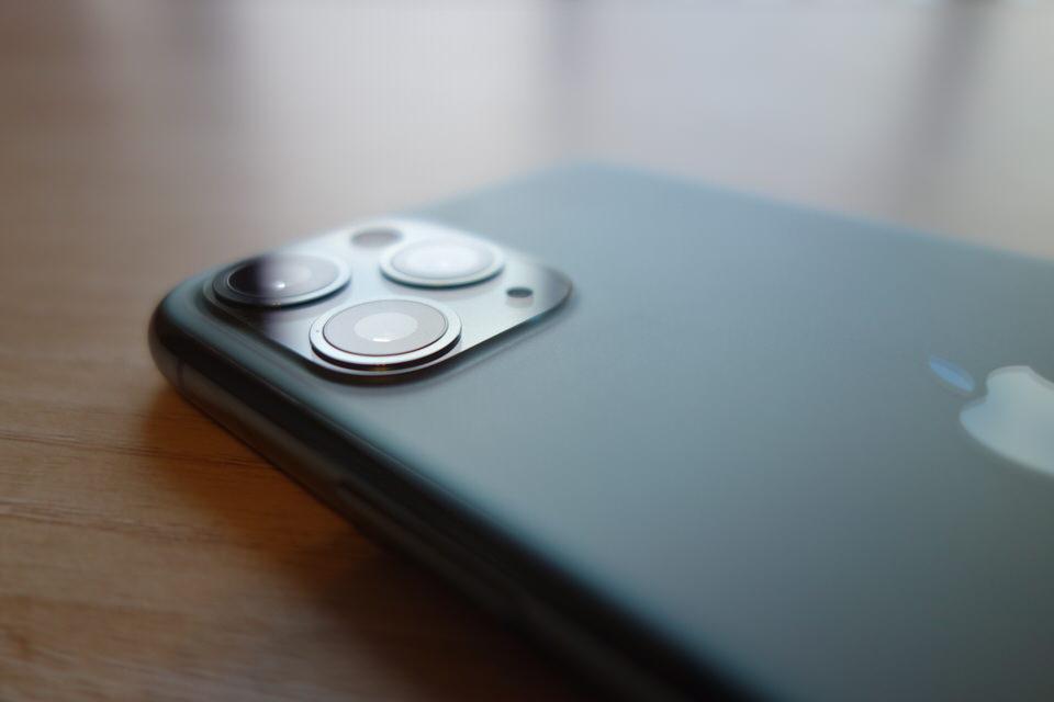 iPhone11 Proのカメラの出っ張り