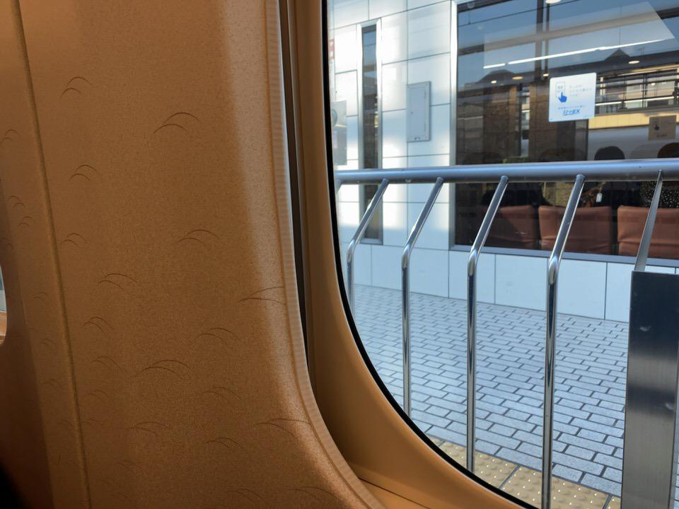 各新幹線の到着駅ではWiMAXの電波は良好