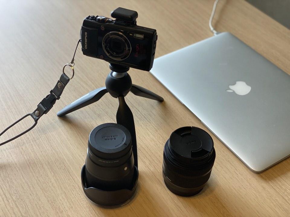 カメラのレンタルが圧倒的に人気