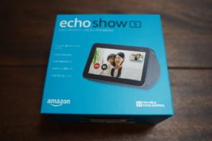 Amazon Echo Show 5の初期設定とボタンの役割まとめ
