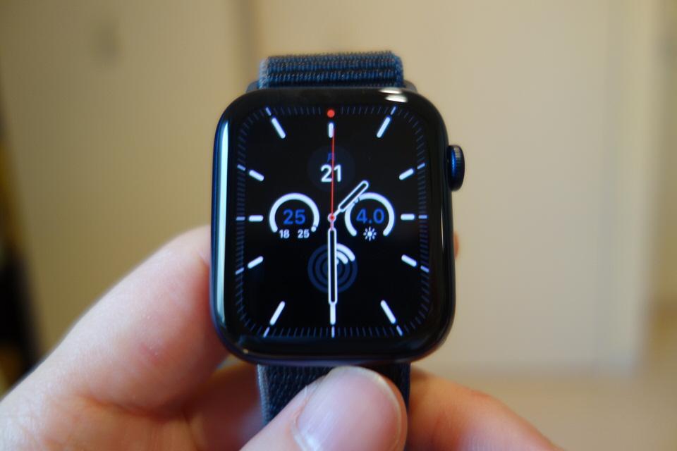 【実機レビュー】Apple Watchシリーズ6をシリーズ4利用者が体験